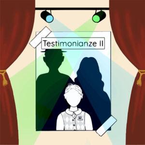 Locandina Testimonianze 2